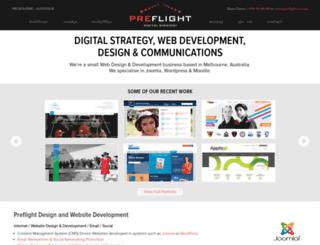 preflight.com.au screenshot