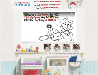 pregnancyapproach.com screenshot