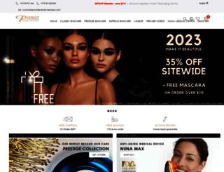 premier-deadsea.com screenshot
