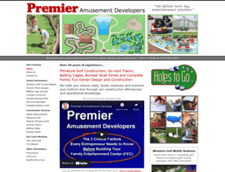 premieramusementdevelopers.com screenshot