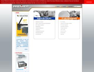 premiercomputer.de screenshot