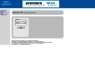 premierenetworks.hipcricket.com screenshot