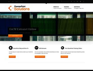 premierpointsolutions.com screenshot