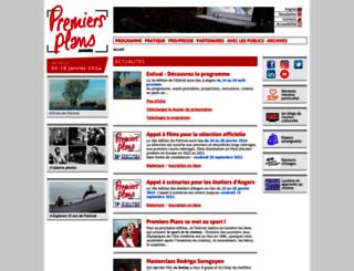 premiersplans.org screenshot