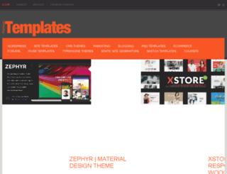 premium-templates.info screenshot