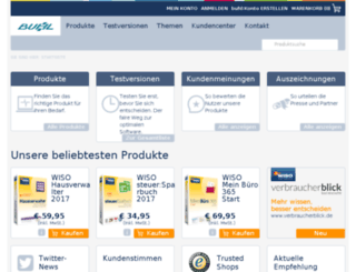 premium.buhl.de screenshot