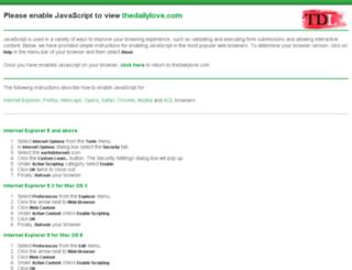 premium.thedailylove.com screenshot