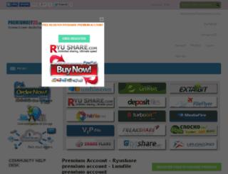 premiumkey3s.com screenshot