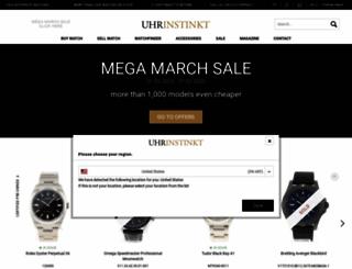 premiumwatches.com screenshot