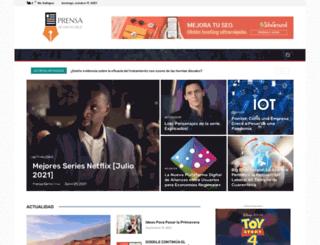 prensasc.com.ar screenshot