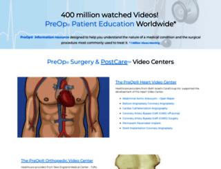 preop.com screenshot