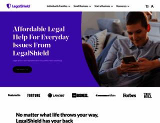 prepaidlegal.com screenshot
