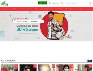 prepara.com.br screenshot