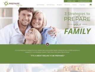 preparemylife.com screenshot