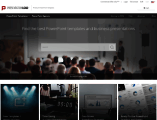 presentationload.com screenshot