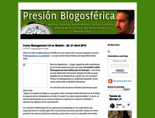 presionblogosferica.com screenshot