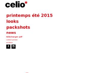 presseete15.celio.com screenshot