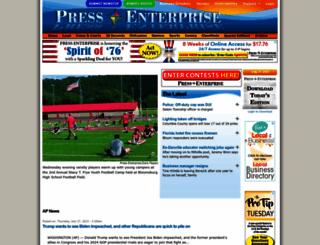 pressenterpriseonline.com screenshot