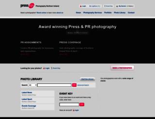 presseye.com screenshot