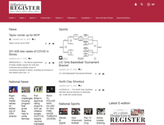 pressmentor.com screenshot