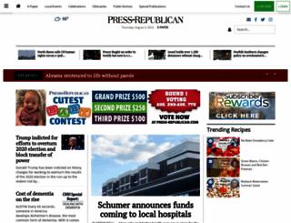 pressrepublican.com screenshot