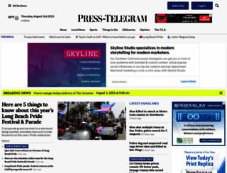 presstelegram.com screenshot