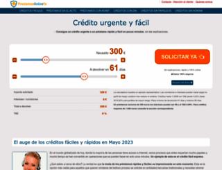 mini creditos rapidos online solo con dni