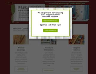prestige-decorating.com screenshot