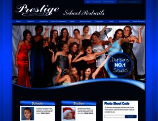 prestigemoments.co.za screenshot