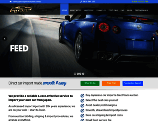 prestigemotorsport.com.au screenshot