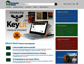 prestwickhouse.com screenshot