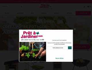 pretajardiner.com screenshot