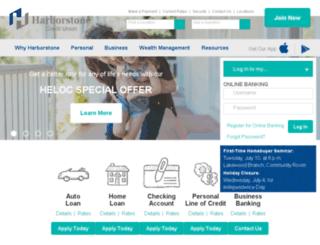 prevailcu.com screenshot