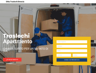 preventivo-traslochi.eu screenshot