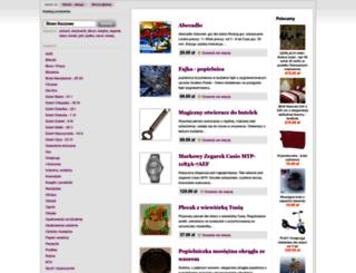 prezenty.e-mieszkanie.pl screenshot