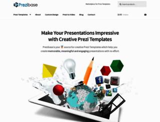prezibase.com screenshot