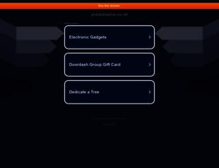 prezziesplus.co.uk screenshot