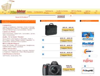 price-advisor.com screenshot