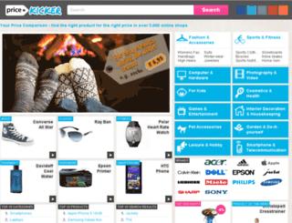 price-kicker.co.uk screenshot