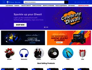 priceatom.com screenshot