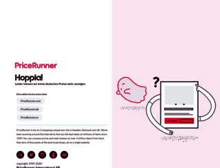 pricerunner.de screenshot