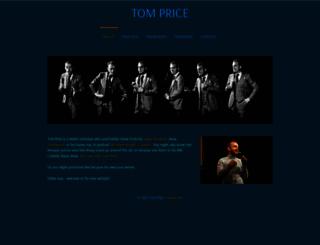 pricetom.com screenshot