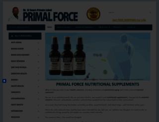 primalforce.net screenshot