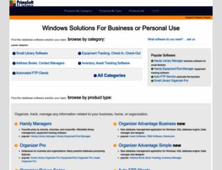 primasoft.com screenshot