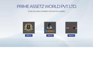 primeassetz.com screenshot