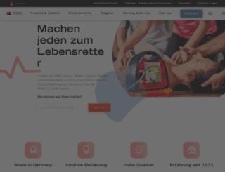 Schön Primedic.de Screenshot