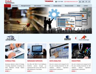 primenumerics.com screenshot
