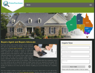 primepurchase.com.au screenshot