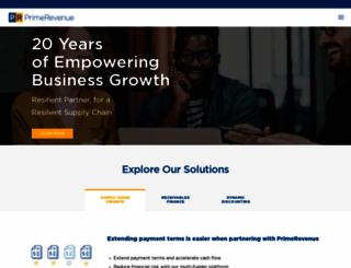 primerevenue.com screenshot