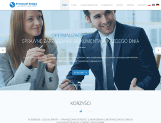primesoft.pl screenshot